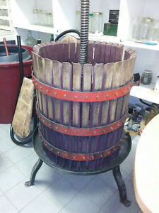 wine-making equipment