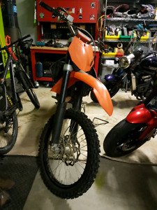 2008 KTM SX450F $$$ or trade