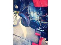 HONDA CR 500 ENGINE !!!!!!