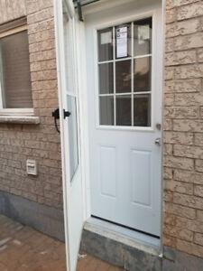 Enlarge Basement windows