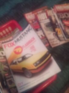 Mustang and Fast Ford Magazines