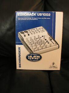 Behringer Eurorack UB1002 mixer for sell