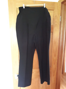 Stork and babe thyme maternity dress pants