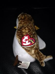 Wisest Ty beanie baby still has tags price firm London Ontario image 2