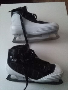 patins de gardien de but grandeur 10