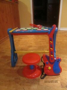 Set of Fisher Toy Instruments