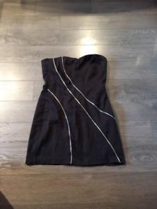 Belle robe noir Médium Femme Excellente condition