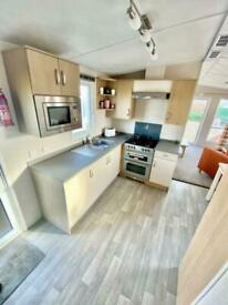 BRAND NEW PET FRIENDLY CARAVAN BY THE BEACH/SEA