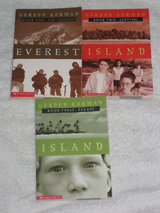 ISLAND - CHAPTERBOOKS - CHECK IT OUT!