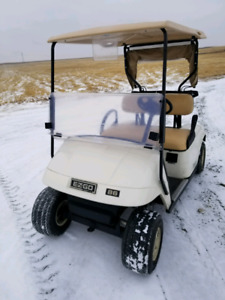 2013 EZGO golf cart NEW BATTERIES