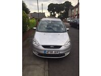 Ford Galaxy 2.0 TDCi Full service history Ford
