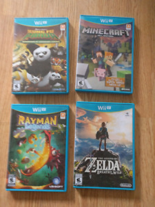 Selling Wii U games$35 a piece