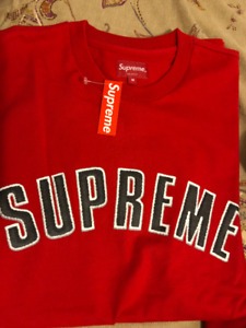 Supreme S/S top red