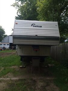 Salem 5th wheel camper