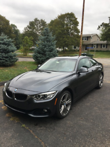 2016 BMW 428 Couple Lease Takeover $2500 Cash incentive
