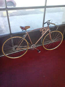 1953 CCM rebuilt and customized