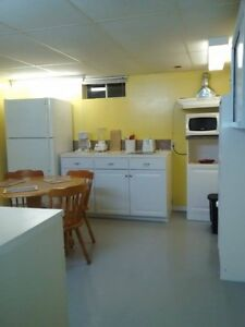 1 room for rent on 2 rooms  in my basement Peterborough Peterborough Area image 1