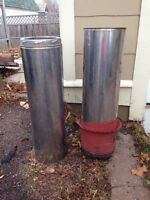 Insulated Stove Pipe