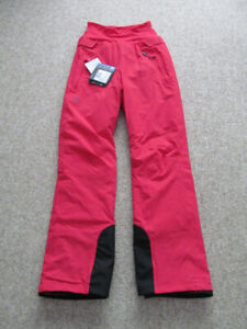 SALOMON CATCH ME PANT SKI FEMME XS/REGULAR NEUF