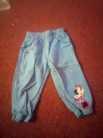 Minnie mouse bottoms