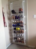 New Shoes Size 8 + **FREE Shoe Rack!!!***