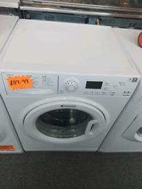 Hotpoint Washing Machine 6kg For Sale
