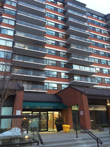 2 bedroom Downtown Condo in Waterfront Building