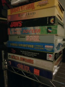 Boxed Nes Games | Kijiji in Ontario  - Buy, Sell & Save with