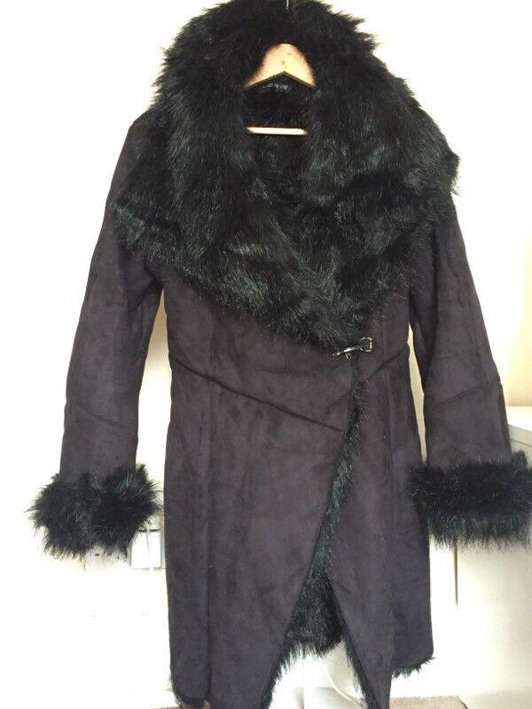 Ladies Swayed fur jacket