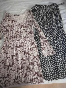 Two size Medium dresses for $10