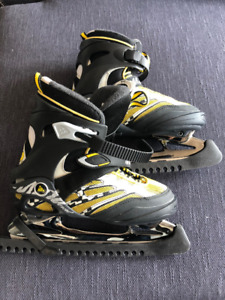 Patins K2 Moto Extreme Ice - Taille 8 homme