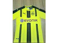 New Large Borussia Dortmund football shirt 2016-17 season