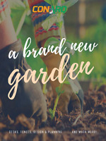 A brand new garden : get a FREE landscaping estimate today