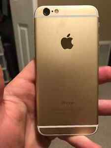 iPhone 6 - 64Gb - Gold - Excellent condition