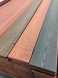 Composite Decking by NOVOWOOD