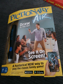 Pictionary air brand new