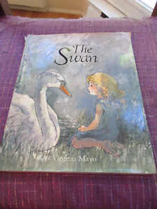 The Swan - Virginia Mayo. HC/DJ  Gorgeous story and pics