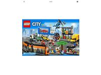 Lego City Square 60097 New and Sealed