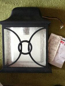 BRAND NEW outdoor Light - reduced price