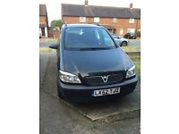 Zafira 1.6 16v Club