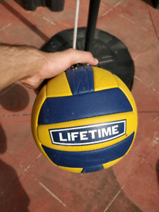Lifetime Tetherball Post with Ball