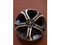 "Brand New 17"" Suzuki Vitara Alloy Wheels"