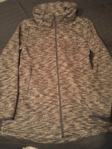 Grey women's bench coat size XL