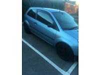 Ford Fiesta 1.25l finesse model really low genuine miles