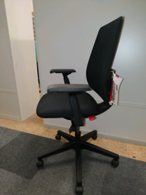 Ergonomic office chair with all adjustments (10+ Available)