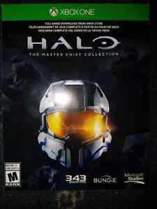 Halo the master chief collection (code card) full download Peterborough Peterborough Area image 1