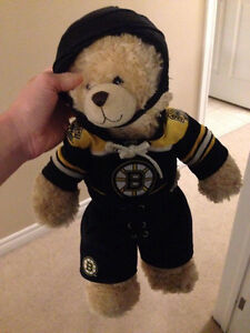Boston Bruins Build a Bear