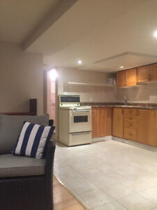 Spacious 1 Bedroom Basement Apartment in Professional Building