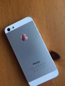 IPhone 5 with 32 GB