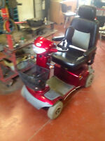 2010 Merit 4 wheel scooter